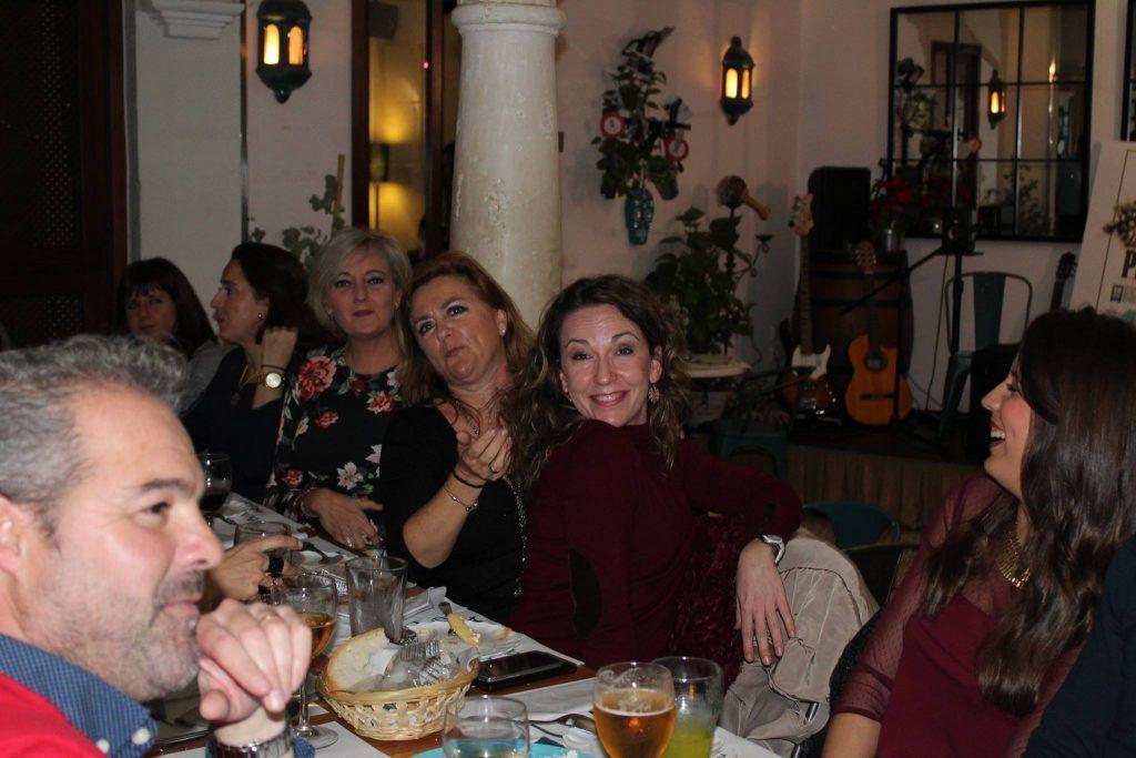 comida de navidad centro salud montoro social eventos cordoba 2017