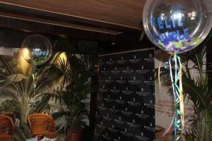 Celebración de cumpleaños Córdoba. Social Eventos globos