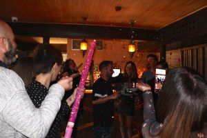 Celebración de cumpleaños Córdoba. Social Eventos tarta 2