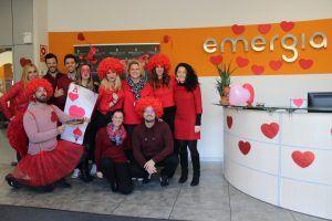 Actividad en Emergia - Team Building Córdoba