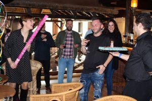 Celebración de cumpleaños Córdoba. Social Eventos Confeti