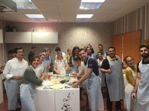 Team Building Master Chef Social Eventos